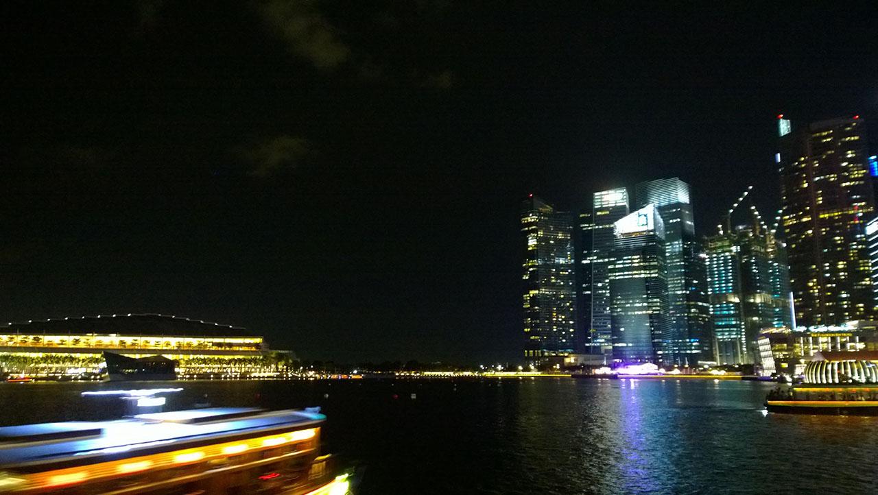 มุมอื่นๆรอบๆเมอร์ไลอ้อน พาร์ค สิงคโปร์