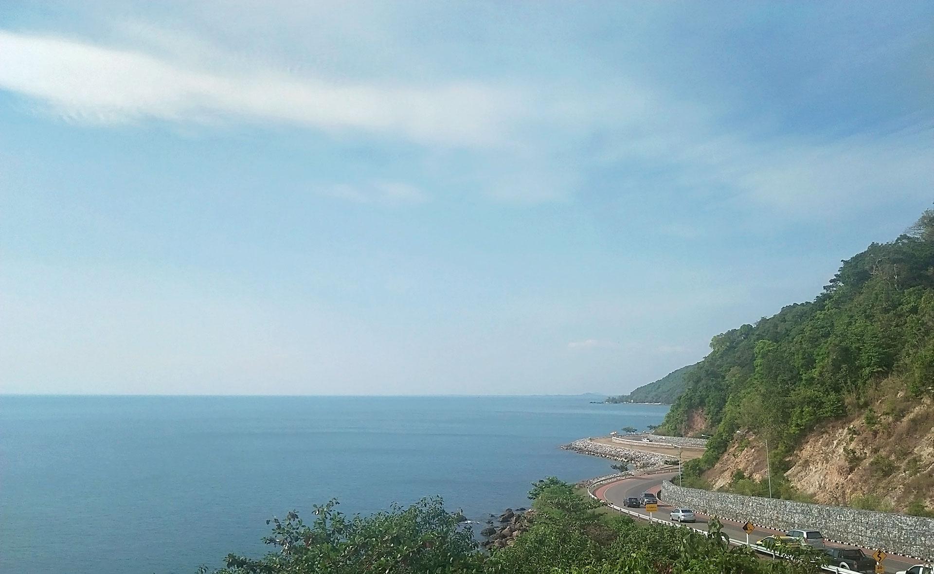 เนินนางพญา หาดคุ้งวิมาน จันทบุรี
